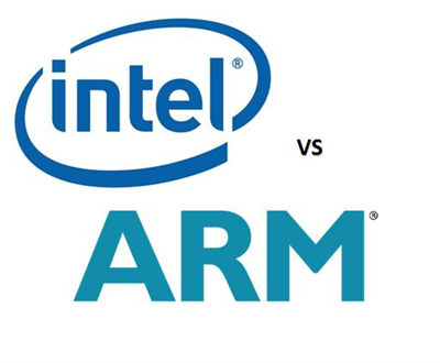 Intel vs ARM-The all time war