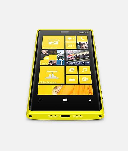 Nokia Lumia 920 Sales