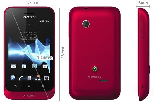 sony xperia tipo image1