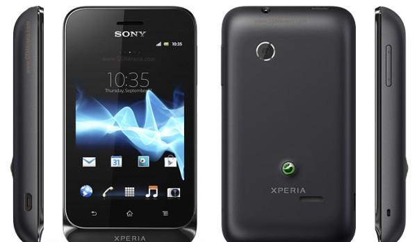 sony xperia tipo image