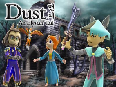 Dust: An Elysian Tail logo