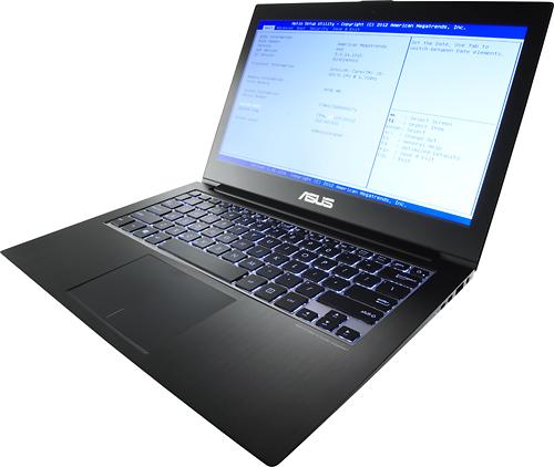 asus laptop newly