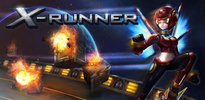 X-Runner logo