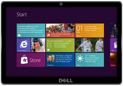 Dell Latitude 10 First Windows 8 Tablet image 2