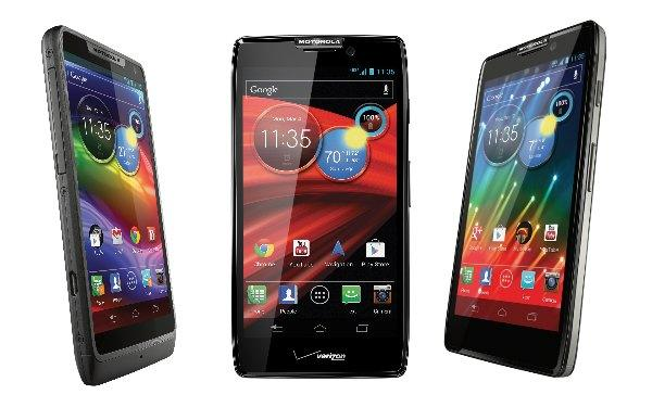Motorola Razr HD family