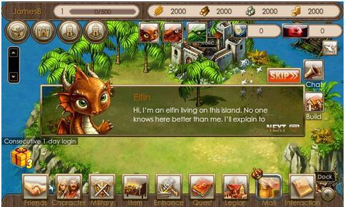 dragon kingdom games