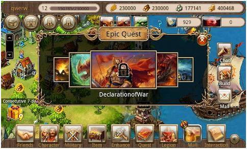 Dragon Kingdom screen4