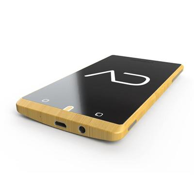 ADzero bamboo smartphone specs and prices unveiled