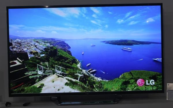 LG 84 inch Ultra HD TV in India