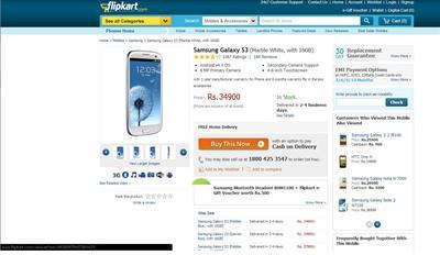samsung galaxy s3 buy online