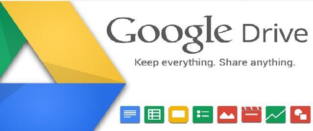 Google drive application