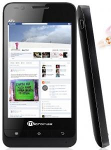 Micromax A73 Android Smartphone
