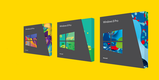 Different Versions of Windows 8 Operating system (OS)