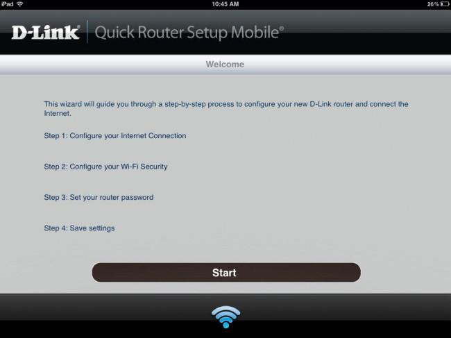 D-Link DIR-826L N600 Gigabit Cloud Router