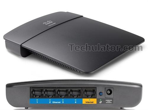 Cisco Linksys E900 Wireless N300 Router