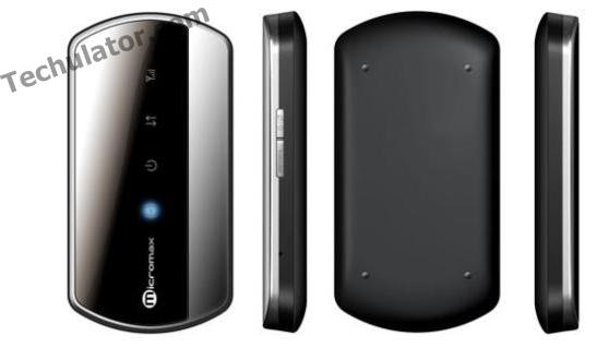 Micromax MMX 400R MiFi Pocket Router