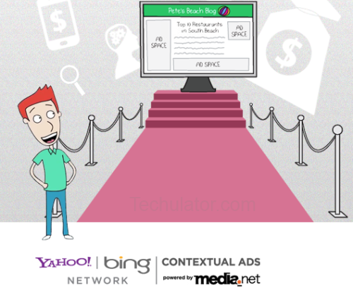 Yahoo Bing Network Contextual Ad Program
