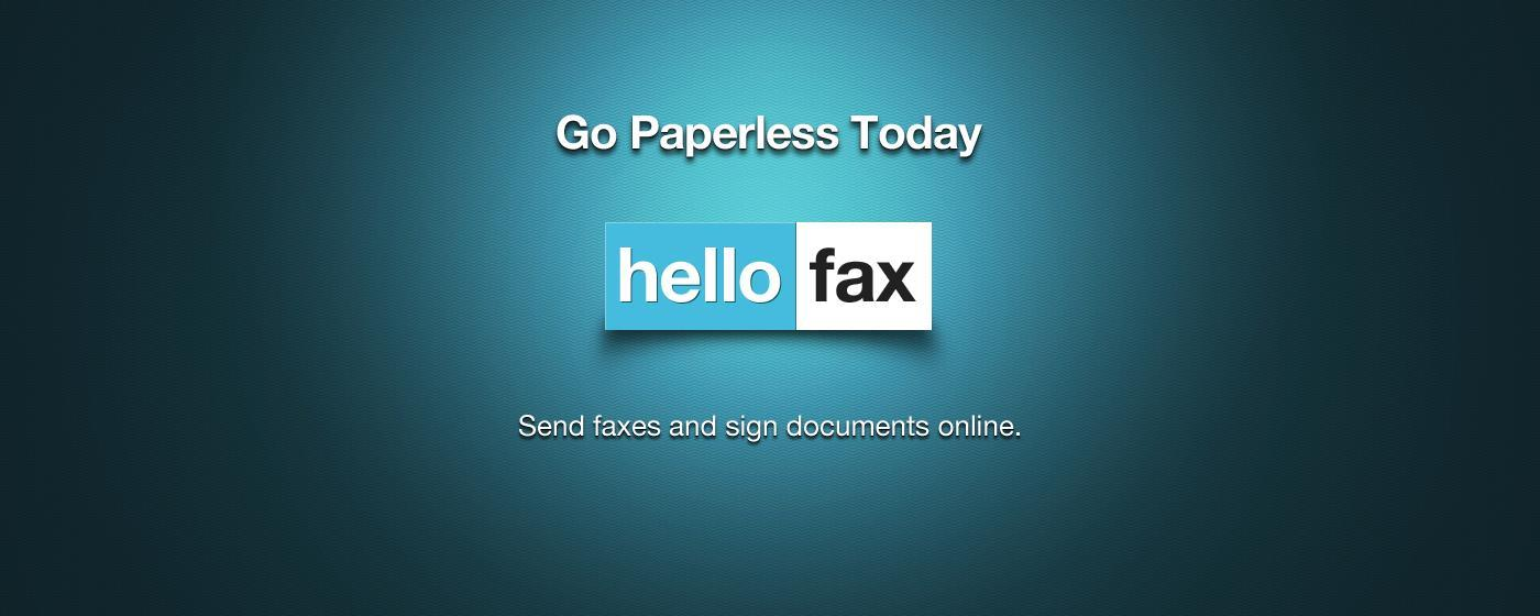Send Faxes to anywhere in the World for Free