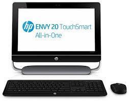 HP Envy 20 TouchSmart AIO PC