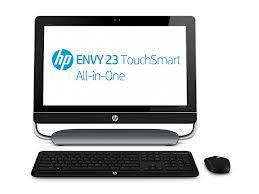 HP Envy 23 touch smart AIO PC