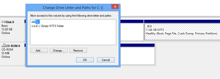 how to extend c drive in windows 8 without formatting?