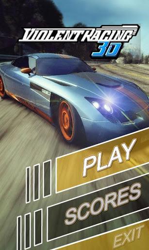 Violent Racing 3D logo
