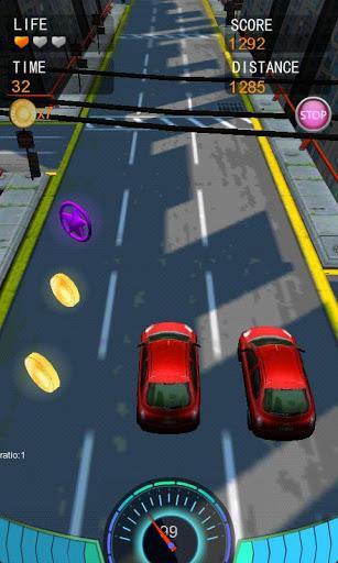 Violent Racing 3D screenshot 2
