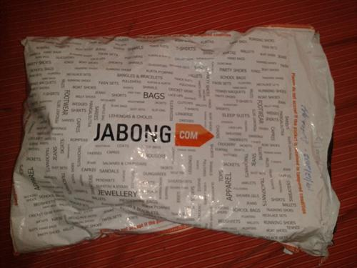 my product packing jabong