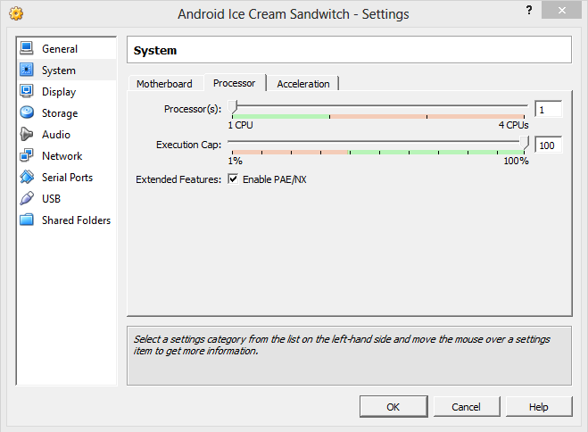 How to Install Android 4.0 Ice Cream Sandwitch on Virtual Box