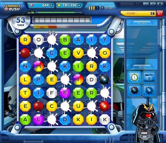 Gemmings Rush screenshot1