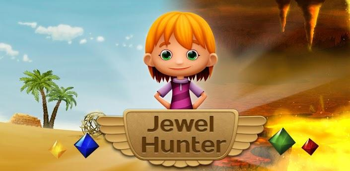 Maya Stone- Jewel Hunter