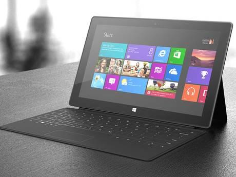 Windows 8 Microsoft Surface Tablet/Laptop: A versatile Gadget