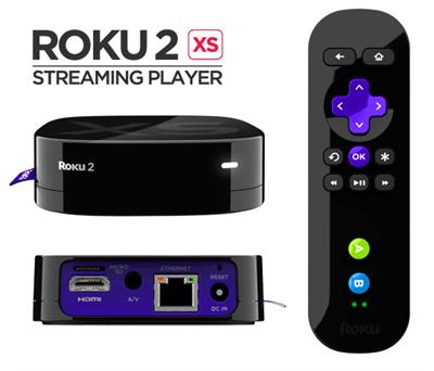 Roku 2 XS Player