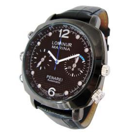 720P HD Waterproof Watch Camera