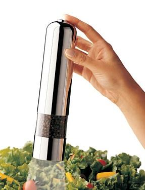 Pepper Pro Automatic Peppermill with Light
