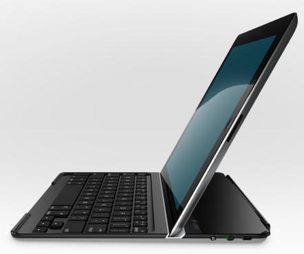 Logitech Ultrathin Keyboard review- One of the best keyboards for iPad