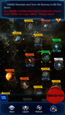 Space Settlers gameplay 2