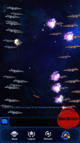 Space Settlers gameplay 3