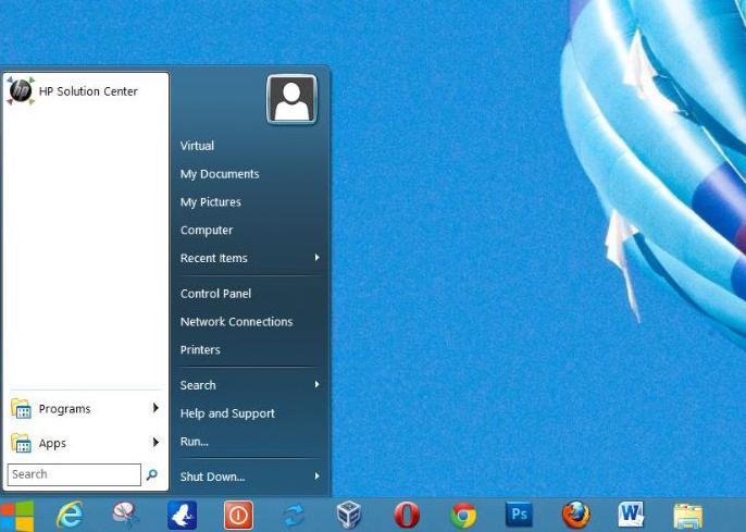 How To Get Start Menu In Windows 8