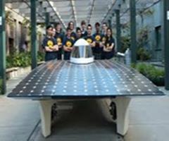 venutra solar car