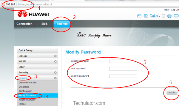 HowTo: Configure your Huawei device (Change name and ...