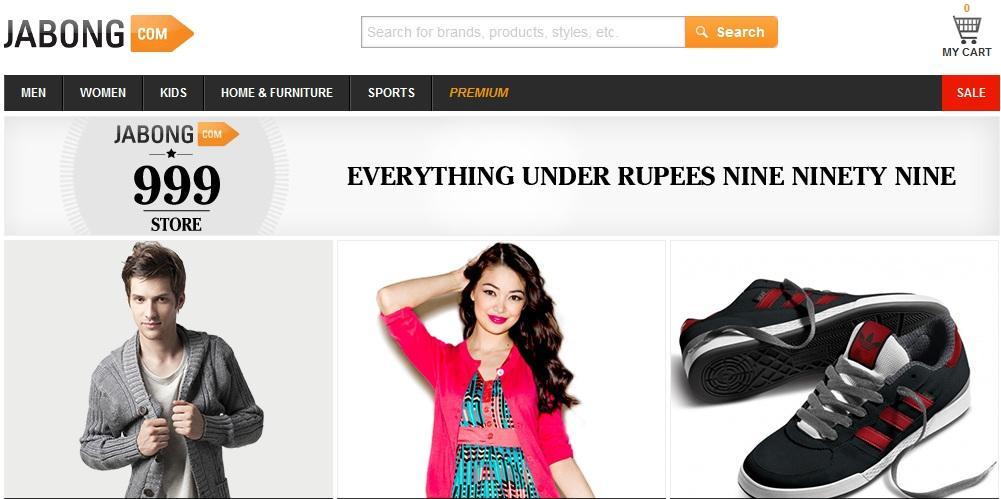 Www jobong com online shopping