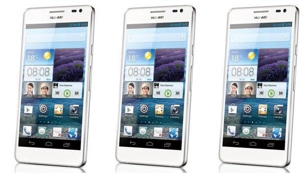 Huawei Ascend D2 - Features, Specifications and Price