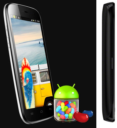 Micromax A116 Canvas HD Vs Nokia Lumia 710