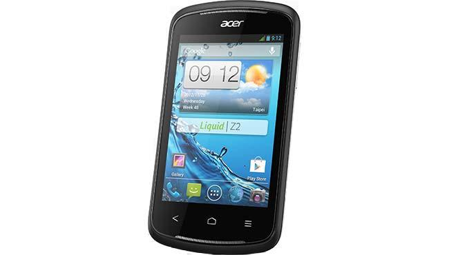 Acer Liquid Z2 smartphones Full specs, features and price in UK and France