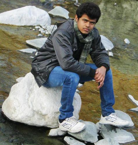 Blogger interview with Ankit Sharma, a young and dynamic engineering student
