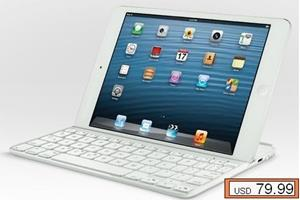 Ultrathin Keyboard for iPad mini.