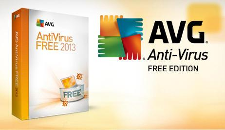 antivirus program free  avg
