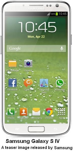 Samsung Galaxy S IV hopes and despair