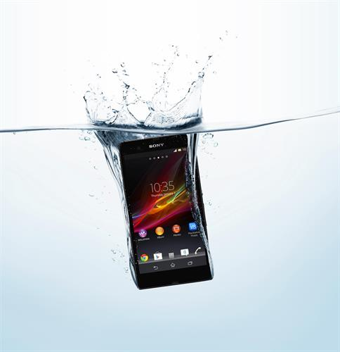 Sony Xperia Z features